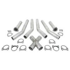 Exhaust X Pipe 3 INCH  UNIVERSIAL INSTALLATION KITS