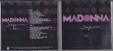 MADONNA JUMP VOLUME 1 DOUBLE REMIX PROMO DANCE CD  SINGLE