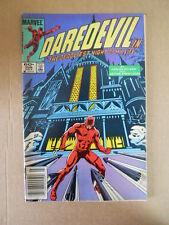 DAREDEVIL #208 1984 Marvel Comics  [G471]