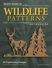 North American Wildlife Patterns for the Scroll Saw : 61 Captivating Designs...