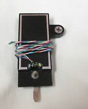 GARRARD ZERO 100 TONE ARM HEAD WITH  WIRING HARNESS & SIDE BEARING NEW OLD STOCK