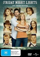 Friday Night Lights: Season 3 DVD