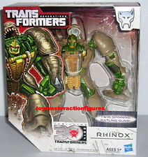 Transformers FALL OF CYBERTRON Generations RHINOX Voyager USA In Stock