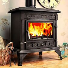 21Kw Cathedral Boiler Woodburning Stove Stoves Multi Fuel boilers Cast iron