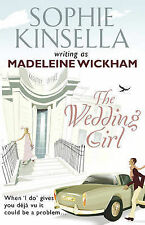 Madeleine Wickham The Wedding Girl Very Good Book