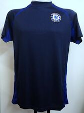 CHELSEA NAVY TRAINING SHIRT SIZE ADULT LARGE OFFICIAL MERCHANDISE BRAND NEW