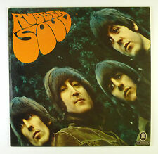 """12"""" LP - The Beatles - Rubber Soul - B4387 - washed & cleaned"""