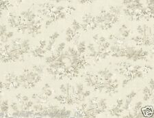 Wallquest Wallpaper, Vintage Floral Patterned Wallpaper, BN TL60308 RRP £39