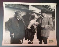 Hochzeitsglocken (Kinofoto '54) - Marianne Hold / Carl Wery