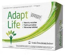 SHI Adapt Life, with Arctic Root Rhodiola Rosea, Schisandra, Ginseng - x60Vcaps