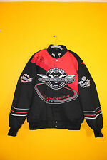 New Indianapolis Centennial Era NASCAR style twill cotton jacket men's L