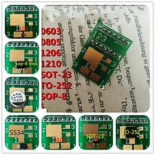 10pcs M8 / M168 / M328 transistor tester universal adapter plate test patch elem