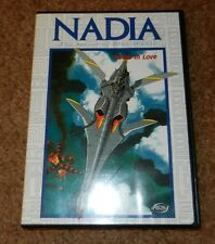 Nadia: Secret of the Blue Water Vol. 9 - Nadia in Love (DVD, 2002) *****LN*****