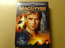 6-DISC DVD BOX / MACGYVER: SEASON 5