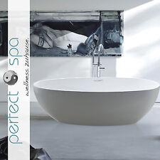 LUXUS Design Freistehende Badewanne Wanne freistehend Rom 1800 x 900 x 580 mm