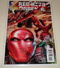RED HOOD / ARSENAL # 12  DC Comic  July 2016  NM