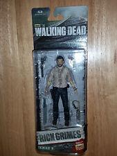 The Walking Dead Rick Grimes Action Figure (Version 3)