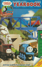 Thomas & Friends Wooden Railway YEAR BOOKS (2003-2011) Learning Curve boy & girl