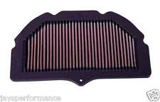 K&N HIGH FLOW AIR FILTER SUZUKI GSXR1000 01/02/03/04 SU-7500