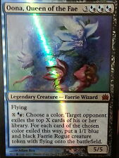 Oona Queen of the Fae FOIL ~ From the Vault: Legends ~ NearMint/Excellent+