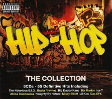 HIP-HOP-THE COLLECTION 3 CD NEU