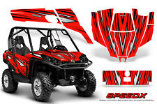 CAN-AM COMMANDER 800R 800XT 1000 1000XT 1000X GRAPHICS KIT DECALS SPEEDX RPAD