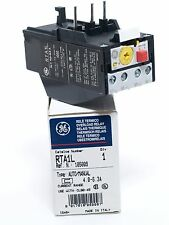 GE General Electric Overload Relay RTA1L Range: 4.0-6.3A for use with CL00-45