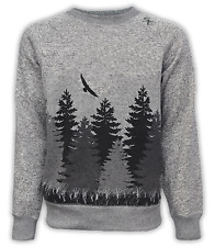 Summit Edge Men's Signature Printed North Shore Crewneck Sweat Shirt