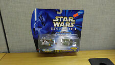 Galoob Star Wars Micro Machines Episode I Pod Racer Pack III, New