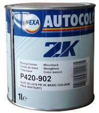 Nexa Autocolor ICI 2k Solvent Based Car Tinter P425-900 Super White 2.5L
