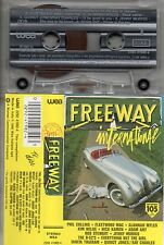 FREEWAY 1990 musicassetta MC MC7 PHIL COLLINS FLEETWOOD MAC ADAM ANT RAY CHARLES
