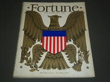 1940 FEBRUARY FORTUNE MAGAZINE - GREAT COVER & ADS - F 99
