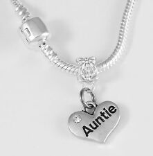 Auntie Necklace  Auntie best Jewelry gift  Auntie Jewelry  Free item included