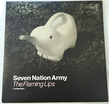 """The Flaming Lips """"Seven Nation Army"""" (cover of White Stripes) Limited Edition 7"""""""