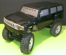 RC Hard body 1/16 1/18 scale crawler Hummer truck Losi Traxxas mini Redcat Ecx