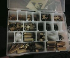 1% resistor lot with case ohmite dale