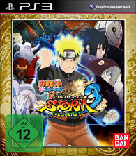 Sony playstation 3 ps3 jeu naruto shippuden: ultimate ninja storm 3 Full Burst