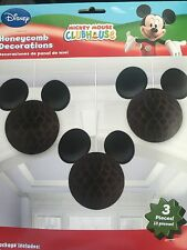 New Mickey Mouse Birthday Decoration Baby Shower 1st Birthday Party Supplies