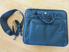 "Targus Ultra-Lite Corporate Traveler Notebook Case Up to 14"" CUCT02UA14-12  NWOT"