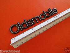 Genuine 1992-1993-1994-1995-1996 Oldsmobile 98 Regency Trunk Lid Emblem.