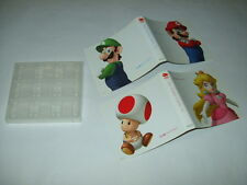 Club Nintendo MARIO 18 Cards holder case for Nintendo DS Japan import