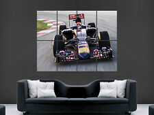 FORMULA ONE CAR F1 FAST SPEED RACING SPORT  GIANT ART PRINT POSTER PICTURE