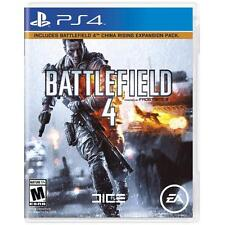Battlefield 4 (Sony PlayStation 4, 2013) PS4 Battle field