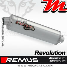Silencieux Pot échappement Remus Revolution Aluminium BMW R 1100 R 1998
