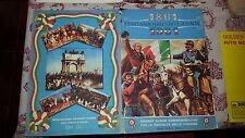 ALBUM per FIGURINE - EDITRICE BEA - 1861 CENTENARIO DELL'UNITA' D'ITALIA 1961