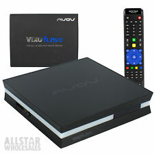 AVOV Vixo Fuse Set Top Box IPTV Quad Core Android TV Middleware MickyHop Kodi