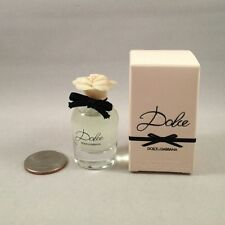 Dolce by Dolce Gabbana Eau de Parfum Splash Sample Travel Mini NIB 5 ml/0.16 oz