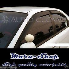 Smoke Door Window Vent Visor Deflector for 00~04 Kia Spectra 4DR/5DR