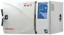 Tuttnauer EZ9 The Fully Automatic Autoclave Sterilizer FDA Approved Fast Shiping