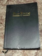 The Holy Bible NKJV Thomas Nelson Bibles Vintage 1982 Concordance Red Letters
